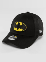 New Era Кепка с застёжкой Essential Batman 9Forty черный