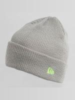 New Era шляпа Flag Pop Cuff серый