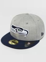New Era Baseballkeps Seattle Seahawks 59Fifty grå