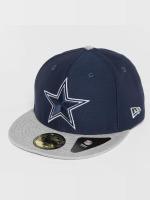 New Era Casquette Fitted Dryera Tech Dallas Cowboys bleu