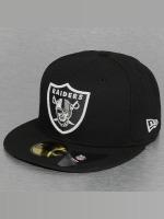 New Era Casquette Fitted Glow In The Dark Oakland Raiders noir
