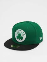 New Era Casquette Fitted NBA Basic Boston Celtics 59Fifty vert