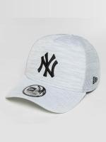 New Era Casquette Snapback & Strapback New Era Engineered Fit NY Yankees blanc