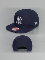 New Era Casquette Snapback & Strapback League Basic NY Yankees bleu