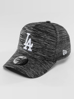 New Era Casquette Snapback & Strapback Engineered Fit LA Dodgers 9Fifty gris