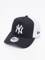 New Era Casquette Trucker mesh Clean NY Yankees bleu