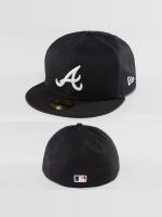 New Era Fitted Cap League Essential Atlanta Braves 59Fifty blau
