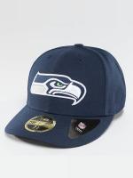 New Era Fitted Cap Team Classic Seattle blauw