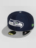 New Era Fitted Cap Dryera Tech Seattle Seahawks 59Fifty grau