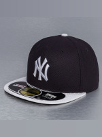 New Era Fitted Cap MLB Batting Practice 2013 NY Yankees Road 59Fifty schwarz