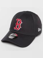 New Era Flexfitted Cap Team Essential Boston Red Sox niebieski
