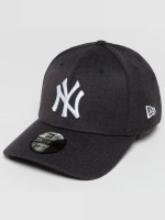 New Era Flexfitted-lippikset Team Heather NY Yankees sininen