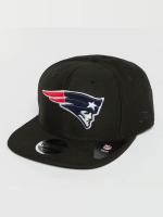 New Era Gorra Snapback Dryera Tech New England Patriots 9Fifty negro