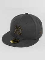 New Era Hip hop -lippikset League Essential NY Yankees 59Fifty harmaa