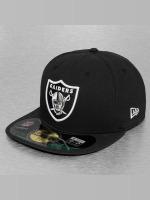 New Era Hip hop -lippikset NFL On Field Oakland Raiders 59Fifty musta