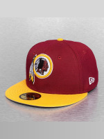 New Era Hip hop -lippikset On Field 15 Sideline Washington Redskins punainen