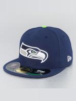 New Era Hip hop -lippikset NFL On Field Seattle Seahawks 59Fifty sininen