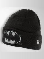 New Era Pipot Reflect Cuff Knit Batman musta