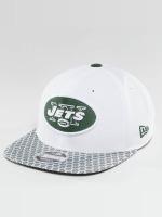 New Era Snapback Cap NFL On Field NY Jets 9Fifty bianco