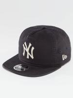 New Era Snapback Cap Chain Stitch NY Yankees blau