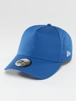 New Era Snapback Cap Seasonal Essential Aframe blau