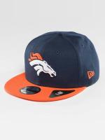 New Era Snapback Cap Denver Broncos blau