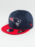 New Era snapback cap New England Patriots blauw