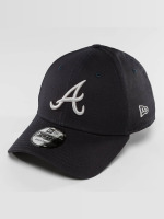 New Era Snapback Cap League Essential Atlanta Braves 9Forty blue