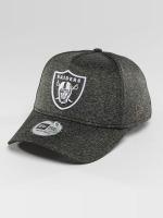 New Era Snapback Cap Jersey Tech A-Frame Oakland Raiders grau