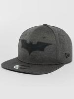 New Era Snapback Cap Concrete Jersey Batman 9Fifty grau
