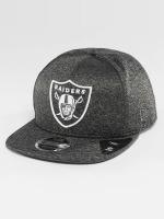New Era Snapback Cap Jersey Tech Oakland Raiders 9Fifty grigio
