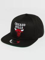New Era Snapback Cap NBA Classic Chicago Bulls schwarz