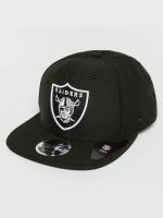 New Era Snapback Cap Dryera Tech Oakland Raiders 9Fifty schwarz