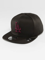 New Era snapback cap Jersey Tech LA Dodgers 9Fifty zwart