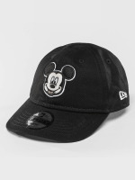 New Era Snapback Caps Hero Essential Micky Maus čern