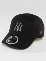 New Era Snapback Caps Reflect NY Yankees čern