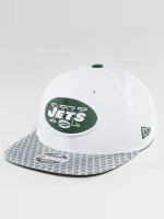 New Era Snapback Caps NFL On Field NY Jets 9Fifty bílý