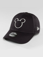 New Era Snapback Caps Disney Silhoutte Micky Maus JR blå