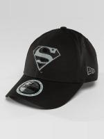 New Era Snapback Caps Reflect Superman 9Forty czarny