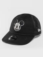 New Era Snapback Caps Hero Essential Micky Maus czarny