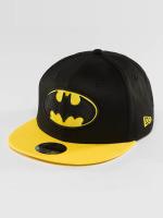 New Era Snapback Caps Essential Batman 9Fifty czarny