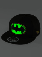 New Era Snapback Caps Team GITD Basic Batman 9Fifty musta