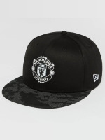 New Era Snapback Caps Reflect Camo UTD musta