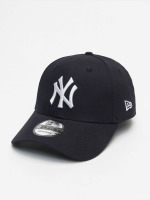 New Era Snapback Caps League Basic NY Yankees 9Forty niebieski