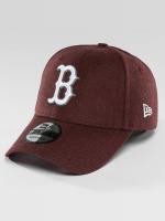 New Era Snapback Caps Seasonal Heather Boston Red Sox punainen