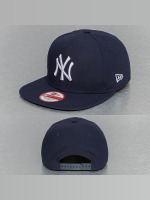 New Era Snapback Caps League Basic NY Yankees sininen