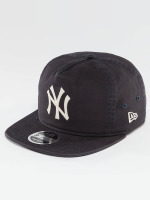 New Era Snapback Caps Chain Stitch NY Yankees sininen