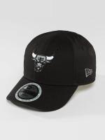 New Era Snapback Caps Reflect Chicago Bulls 9Forty svart