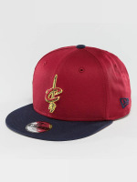 New Era Snapback Caps Cleveland Cavaliers svart