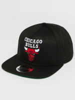 New Era Snapback Caps NBA Classic Chicago Bulls svart